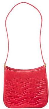 Lalique Leather Shoulder Bag