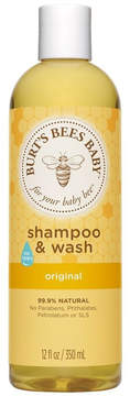 Baby Bee Shampoo and Body Wash by Burt's Bees (12oz Shower Gel)