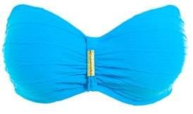 Fantasie Turquoise Bandeau Swimsuit San Sebastian.