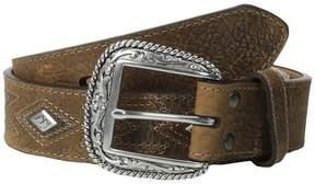 Ariat Diamond Belt Men's Belts