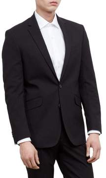 Kenneth Cole New York Reaction Kenneth Cole Pinstripe Suit Jacket - Men's