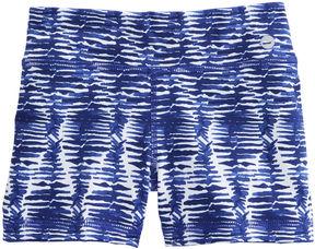 Vineyard Vines Girls Watercolor Lines Performance Tumble Shorts