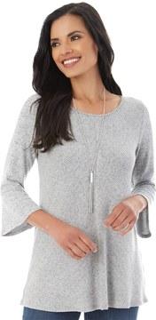 Apt. 9 Women's Bell Sleeve Swing Top