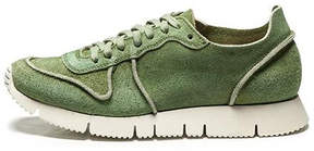 Buttero [WOMEN] Tannery washed Carrera F1 Low_green