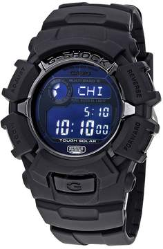 Casio G-Shock Multi-Function Digital Black Dial Black Resin Strap Men's Watch