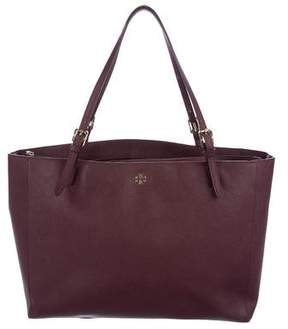Tory Burch York Leather Tote