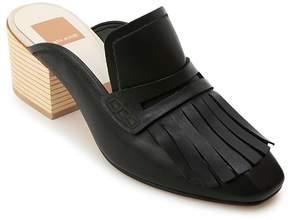 Dolce Vita Women's Katina Leather Block Heel Mules