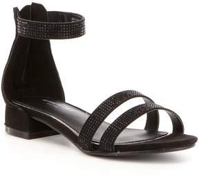 Kenneth Cole Reaction Girls' Julie Jazz Double Banded Ankle Strap Sandals