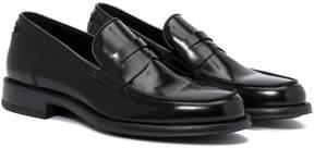 Aquatalia Neil Waterproof Leather Loafer