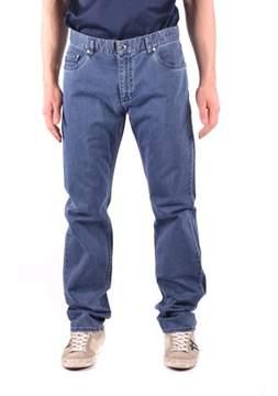 Paul & Shark Men's Blue Cotton Jeans.