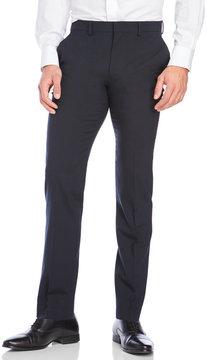 DKNY Flat Front Navy Pants