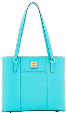 Dooney & Bourke Saffiano Small Lexington Bag - CALYPSO - STYLE