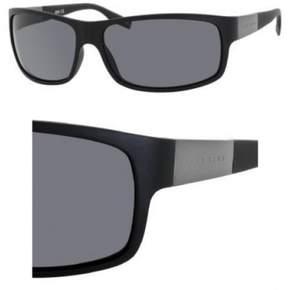 HUGO BOSS Sunglasses Boss Black 541 /P/S 0AMD Matte / AH gray polarized lens