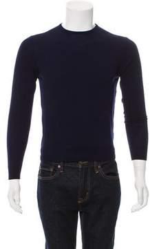 Ralph Lauren Purple Label Wool Crew Neck Sweater