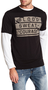 Oakley Courage Graphic Tee