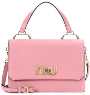 Miu Miu Leather shoulder bag