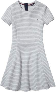 Tommy Hilfiger TH Kids Stripe Skater Dress