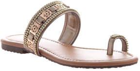 Madeline Women's Blush Toe Loop Sandal