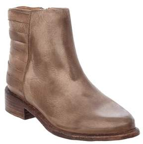 Chocolat Blu Frasier Leather Ankle Boot.