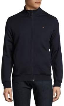 Barbour Drew Zip-Front Jacket