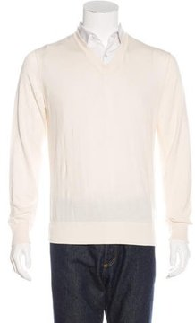 Marc Jacobs Knit V-Neck Sweater
