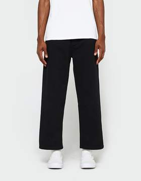 Obey Loiter Big Fits Pant in Black