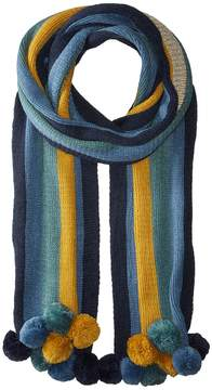 BCBGeneration Party Poms Muffler Scarves