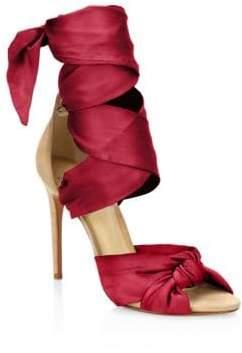 Alexandre Birman Katherine Lace-Up Sandals