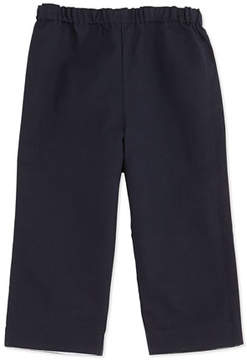 Burberry Casual Cotton Trousers, Blue, 3-18 Months