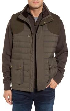 Barbour Men's Bradford Baffle Quilt Vest