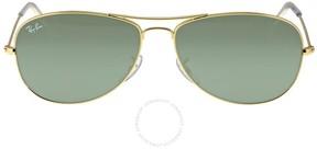 Ray-Ban Pilot Gold-Tone Metal Frame Sunglasses