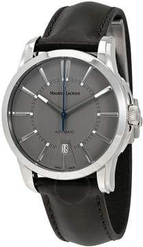 Maurice Lacroix Pontos Date Grey Dial Men's Watch