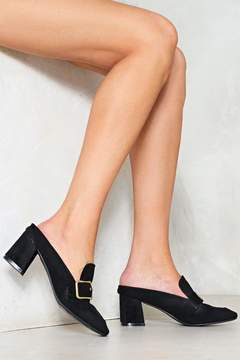 Nasty Gal Teacher's Pet Mule