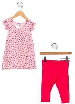 Ella Moss Girls' Printed Dress Set