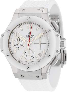 Hublot Big Bang Steel White Automatic White Dial Men's Watch