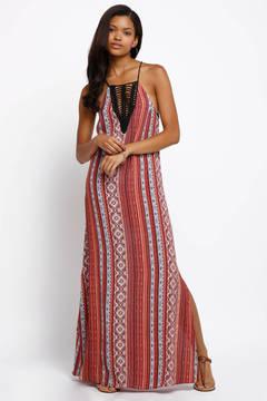 Astr Hermosa Maxi Dress
