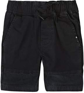 Molo Kids Kids' Andro Stretch-Cotton Drawstring Shorts