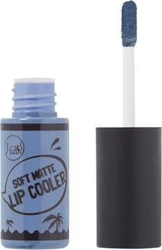 J.Cat Beauty Soft Matte Lip Cooler - Black Sesame Slushy