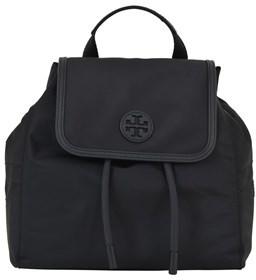 Tory Burch Women's Black Polyamide Backpack. - BLACK - STYLE