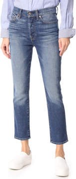 7 For All Mankind Edie High Waist Jeans