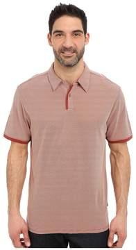 Royal Robbins Desert Knit Micro Stripe Cricket Men's Short Sleeve Knit