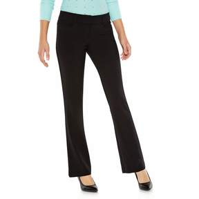 Candies Candie's Juniors' Candie's® Audrey Slimming Bootcut Pants