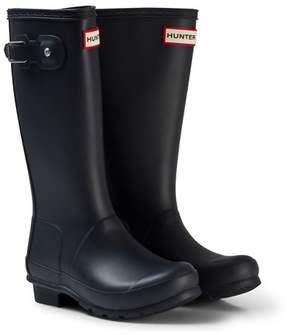 Hunter Navy Wellington Boots