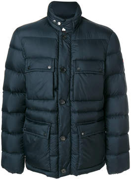 Peuterey multiple pocket padded jacket
