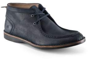 Andrew Marc Dorchester Suede Moccasin Boots