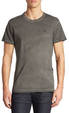 G Star Meon Perforated Organic Cotton Tee