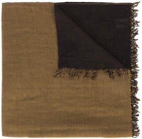 Faliero Sarti two-tone scarf
