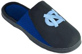 NCAA Kohl's Men's North Carolina Tar Heels Scuff Slippers