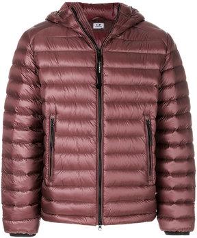 C.P. Company zipped padded jacket