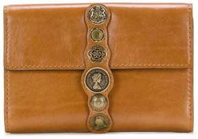 Patricia Nash Vintage Studded Hardware Collection Colli Wallet